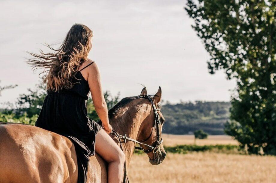 Monter à cheval au parc équestre du Touquet